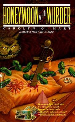 Honeymoon With Murder By Hart, Carolyn G.